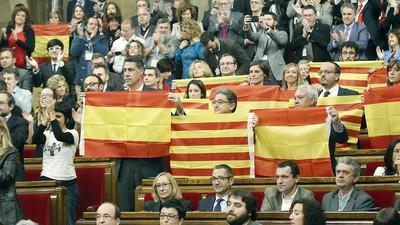 ¿Soy el único que está hasta las pelotas del debate sobre Cataluña?
