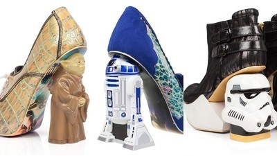 Meet the Guy Who Sells Star Wars Heels for $300