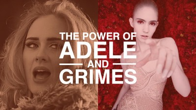 The Power of Adele and Grimes: How Pop Is Catching Up to Modern Femininity