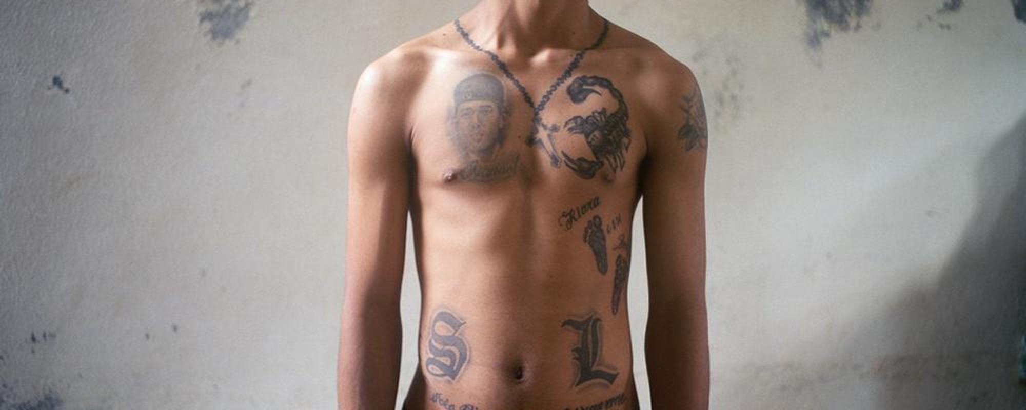 Fotos de las pandillas más peligrosas de Monterrey
