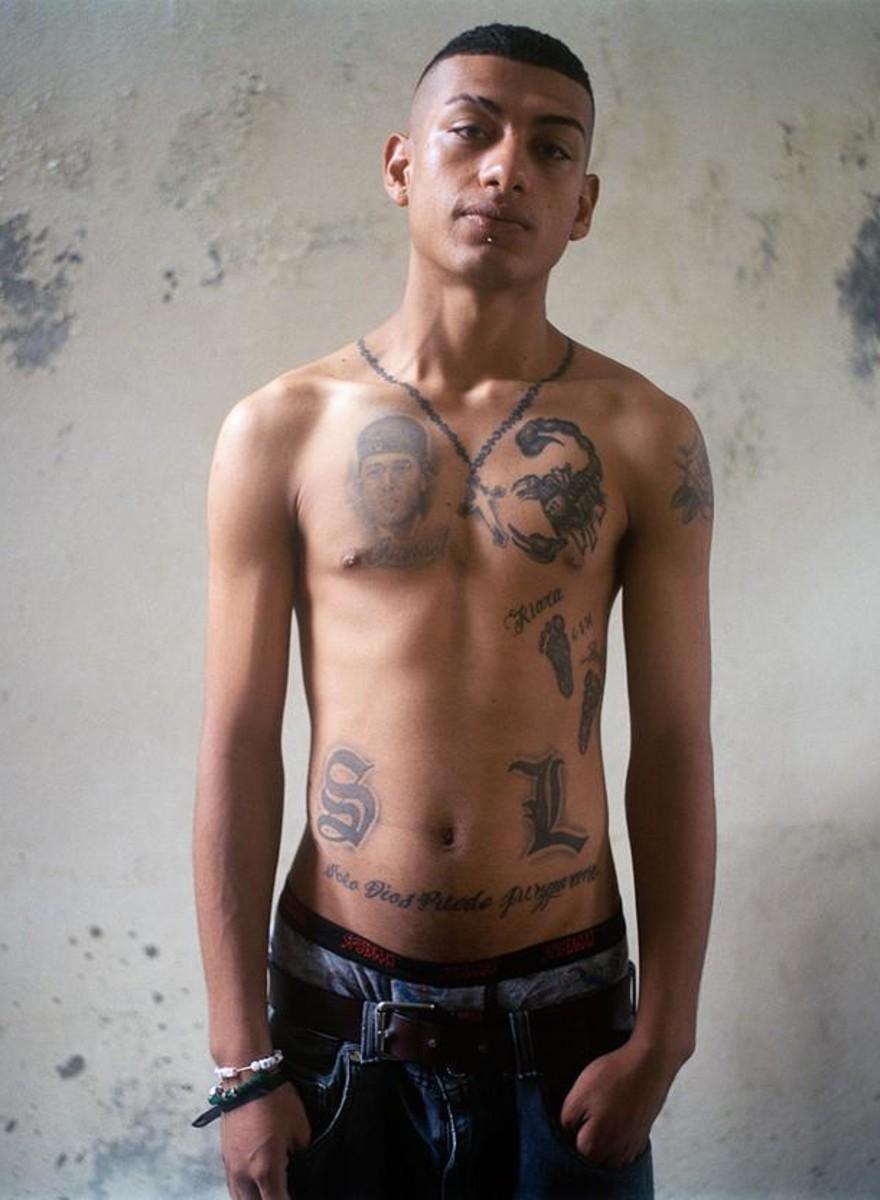 Pasé tres años retratando las pandillas de Monterrey