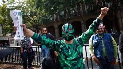 Peña Nieto promete un debate sobre la legalización de la mariguana