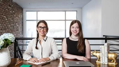 Ontmoet de twee vrouwelijke ondernemers die feministische seksspeeltjes maken