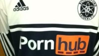 PornHub quiere patrocinar un equipo de futbol