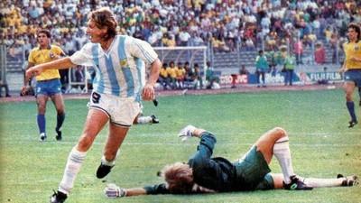 "Cuando Argentina drogó a Brasil con ""agua bendita"" en Italia 90"