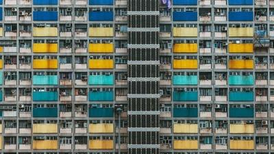 Die monotone Schönheit Hongkongs