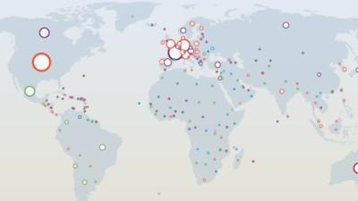 Diese interaktive Karte zeigt dir, welches Land am besten zu dir passt
