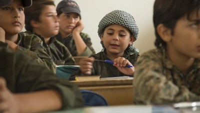 La academia donde Al-Nusra, la filial siria de Al-Qaeda, prepara a la próxima generación de yihadistas