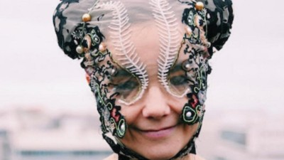 Nordic Goddess Of Nature, Björk Is The Voice Of Iceland