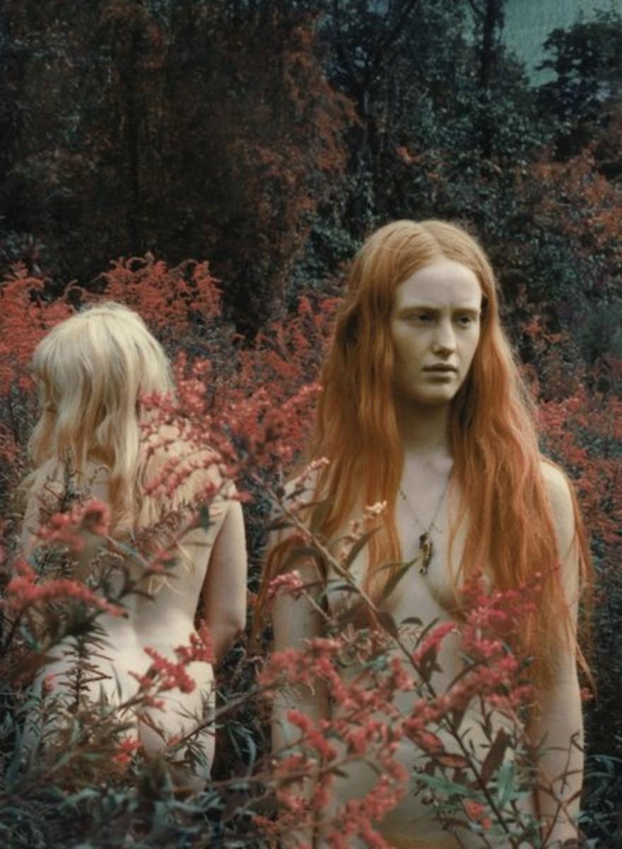 i nudi eclettici dell'artista Shae Detar