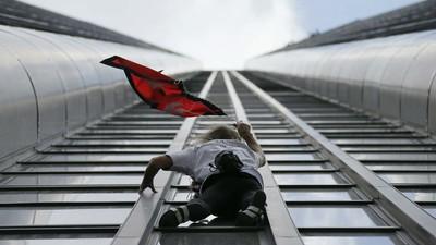 Alain Robert, el hombre que eligió ser Spiderman