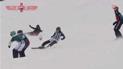 El deporte más fuerte de este invierno aún no tiene nombre