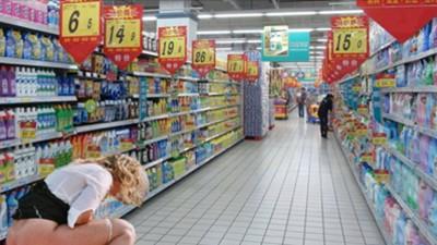 Warum kacken plötzlich so viele Leute in Supermärkte?
