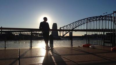 Skateboarder Chima Ferguson erzählt von seiner Jugend in Sydney