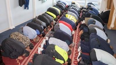 Poslední modlitba před cestou do nebe