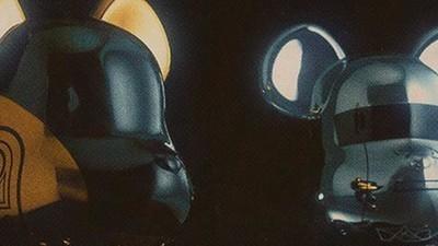 Noile postere vintage ale celor de la Daft Punk arată bestial