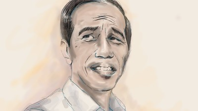 A Look at Indonesian President Joko Widodo's Efforts to Stamp Out Corruption