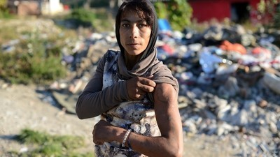 Wie die mittellosen Roma Serbiens von billigem Heroin kaputtgemacht werden