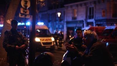 Aanslagen in Parijs: indrukken van de straat