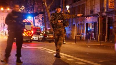 Die Refugees sind nicht für den Terror von Paris verantwortlich
