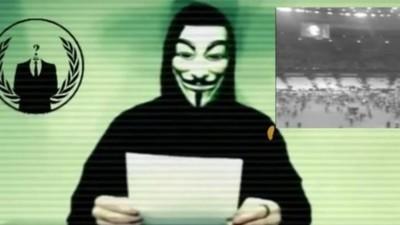 Anonymous declara la guerra al Estado Islámico por los ataques de París