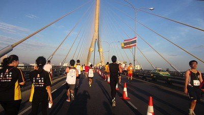 Bangkok Accidentally Held the World's Longest Half-Marathon