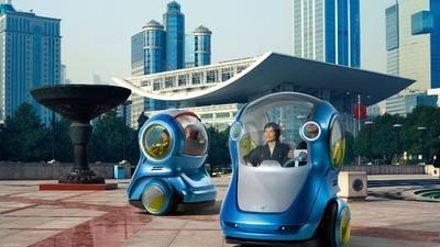 De toekomst van transport, gerangschikt naar belachelijkheid