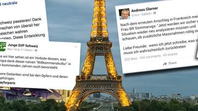 Die gefährlichsten Kommentare zum Terror in Paris