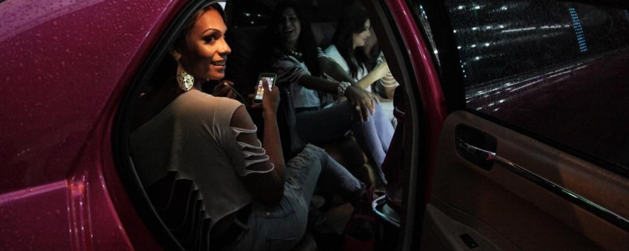 O VI Miss Curitiba Trans Foi Joia