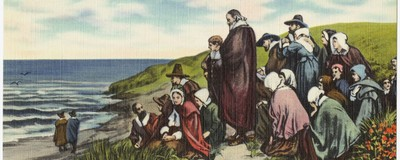 The Time a Pilgrim Was Executed for Having Sex with a Turkey