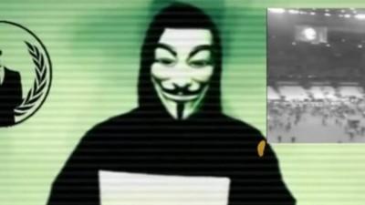 Anonymous declara guerra ao Estado Islâmico pelos atentados de Paris