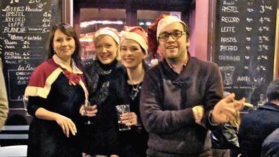 In Erinnerung an das Le Carillon – ein Pariser Lokal, das zum Ziel des IS wurde
