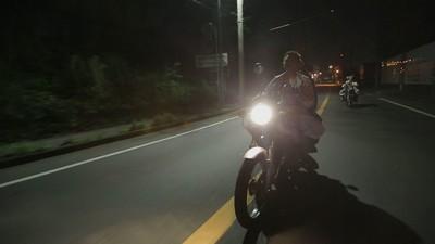 Sonda do života stárnoucích japonských motorkářských gangů