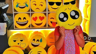 Kommunizieren wir in Zukunft alle nur noch über Emojis?