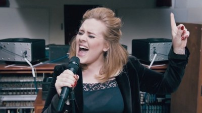 "Listen to a New Adele Song Called ""When We Were Young"""