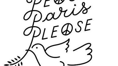 Typograaf Pieter Ceizer doet verslag vanuit Parijs