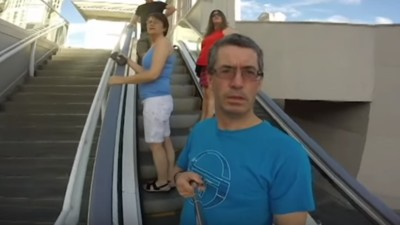 The Guy Who Pointed a GoPro the Wrong Way for an Entire Vacation Is the Most Dad Thing on the Internet