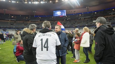 What It Was Like at the Stade de France During the Paris Terror Attacks