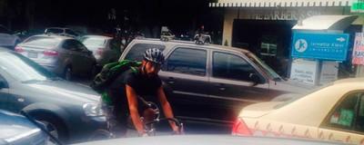 Ciclistas: ¿villanos o víctimas de las calles del DF?