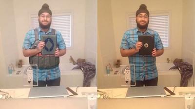 Un tip a fost transformat în terorist internațional de trolii de pe internet