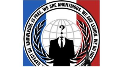 We spraken de hackers van Anonymous die al 5500 IS-accounts offline hebben gehaald