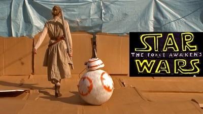 Alguém Fez uma Versão Suecada, Tomada por Tomada, do Trailer de 'Star Wars' 7