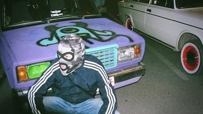 Derrapes, carreras e incendios de coches en Tolyatti