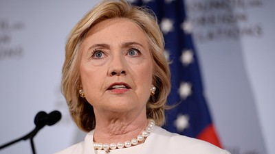 Hillary Clinton Just Explained How She Will Battle the Islamic State—And Win
