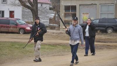 Hoe een stel neonazi's een dorp in North Dakota probeerden over te nemen
