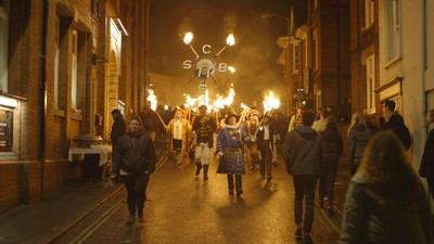 Watch a British Town Burn Effigies in the Streets on Today's 'Daily VICE'