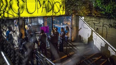 A Maior Escola de São Paulo Está Ocupada