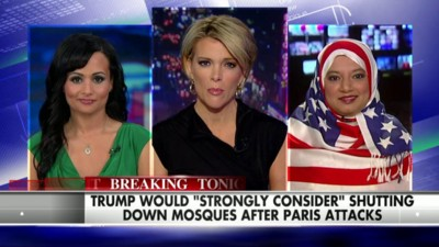 We Talked to the Muslim Republican Who Wore an American Flag Hijab on Fox News