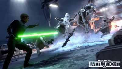 'Star Wars: Battlefront' Is Not a Very Good Game