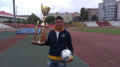 Am vorbit cu românul care antrenează fotbaliști în Burkina Faso, Mali și Irak